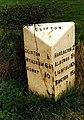Milepost near Clifton Campville.jpg