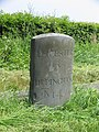 Milestone on Winkerdale Hill - geograph.org.uk - 186398.jpg