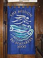 Millennium banner of the Mission to Seafarers - geograph.org.uk - 1118176.jpg