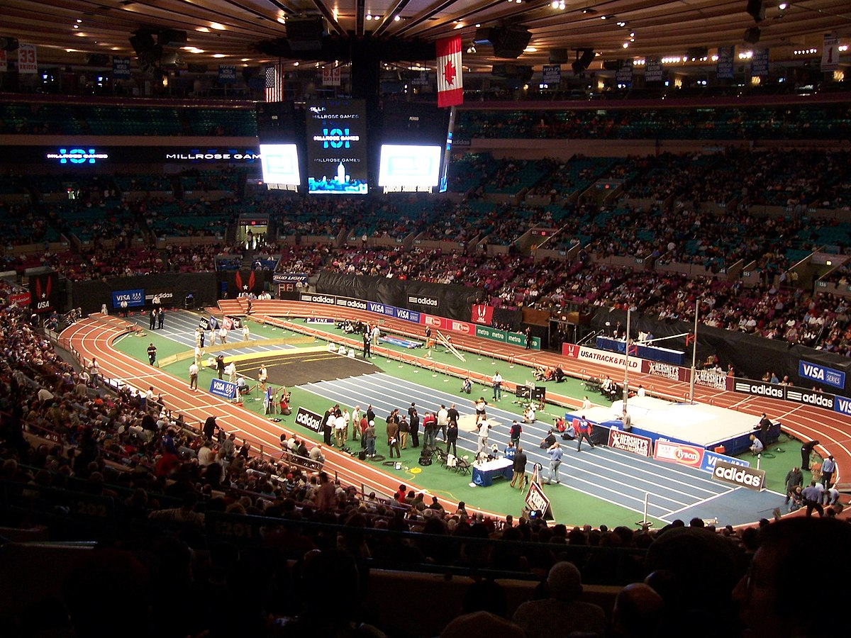 Millrose games wikipedia for Indoor gardening wikipedia