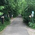 Minnehaha Trail north entrance Minneapolis June 2020.jpg
