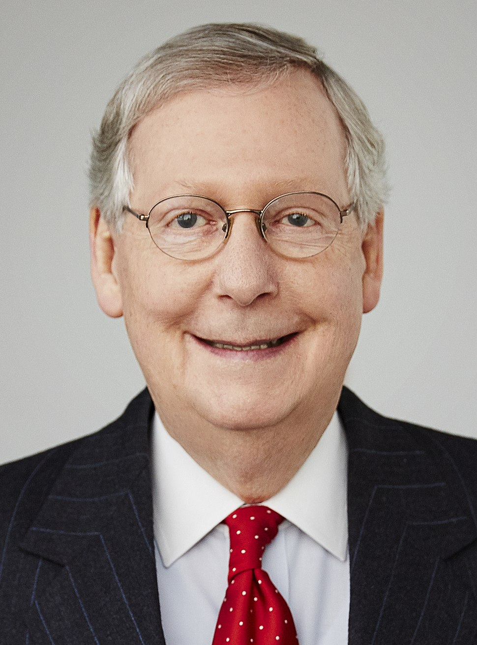 Mitch McConnell 2016 official photo (cropped)
