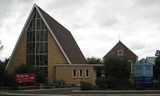 Mitcham, South Australia - Image: Mitcham Village Uniting Church, Mitcham