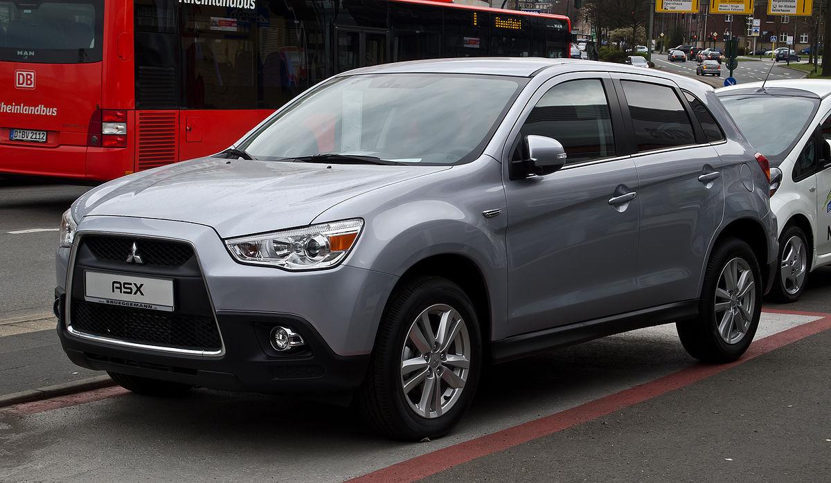 Mitsubishi Asx Wikipedie
