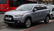 Mitsubishi Asx Wikipedia