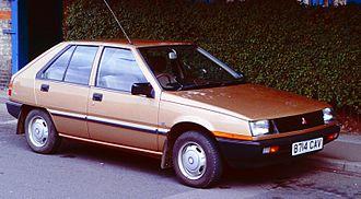 Mitsubishi Mirage - 1985 Mitsubishi Colt