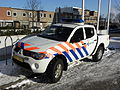Mitsubishi L 200 Double Cab 4 WD Invite Politie Kennemerland - Flickr - Joost J. Bakker IJmuiden (1).jpg