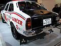 Mitsubishi Lancer 1600 GSR (Safari Rally 1976) rear.jpg