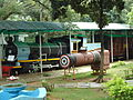 Model of train Mysore Rail Museum.JPG
