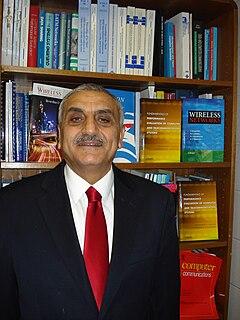 Mohammad S. Obaidat computer engineering professor and scholar