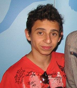 Moisés Arias - Arias in August 2010