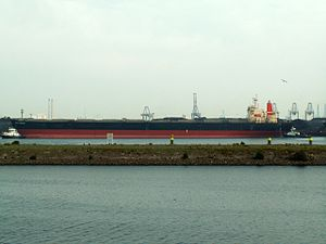 Mona Century IMO 9187289, Mississippi harbour, Port of Rotterdam, Holland 15-Jul-2005.jpg