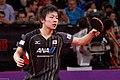 Mondial Ping - Men's Singles - Round 4 - Ma Long-Koki Niwa - 08.jpg
