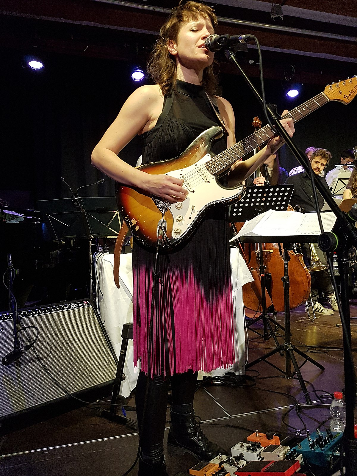 Enja Sängerin
