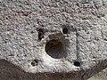 Mont-Dauphin, Mesure banale de grains, en pierre 05.jpg