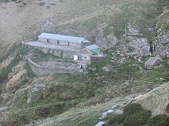 Indemini - Montoia alpine pasture, one of summer pastures near Indemini