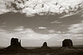 Monument Valley, black & white splendour.jpg