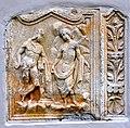 Moosburg Pfarrkirche roemisches Grabbaurelief Perseus und Andromeda 28082010 055.jpg