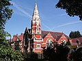 Moravian Church, Priory Road , Hornsey - geograph.org.uk - 29697.jpg