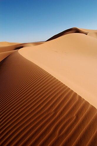 Erg (landform) - Image: Morocco Africa Flickr Rosino December 2005 84514010