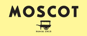 Moscot - Image: Moscot Logo