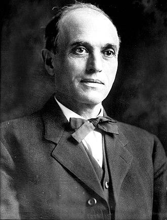Moses Alexander - circa 1915