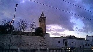 El Borj Mosque mosque in Tunisia