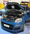 Motor Show Bologna 2012 - Fiat Panda a Metano.jpg