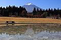 Mount Fuji from Radar Dome Museum s2.JPG