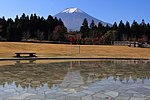 Mount Fuji from Radar Dome Museum s2.JPG