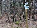 Mrázová 504 m.n.m. - Directional board - panoramio.jpg