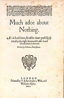 an analysis of the role of beatrice in much ado about nothing by william shakespeare Much ado about nothing study guide contains a biography of william shakespeare, literature essays, a complete e-text, quiz questions, major themes, characters, and a full summary and.