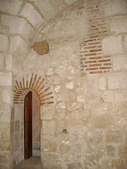 Mudéjar en el castillo de Cuellar.jpg