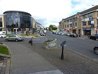 Mulhuddart Outer suburb of Dublin, Ireland