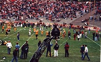Munich Cowboys - The Munich Cowboys win the German Bowl in 1993.