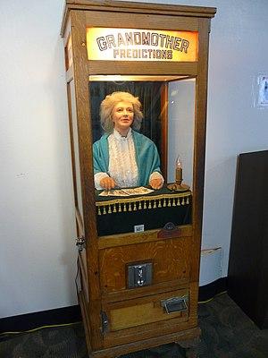 Musée Mécanique - Image: Musée Mécanique 028