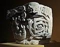 Musée de Cluny Naissance de la sculpture gothique Chapiteau Psychomachie Orgueil Abbatiale Saint-Denis 05012019 2.jpg