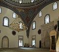 Mustafa Paşa Mosque, Skopje - interior.jpg