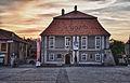 Muzeum im. prof. Stanisława Fischera, dawny klasztor dominikanów, widok od strony Rynku, Bochnia.jpg