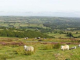 Mynydd Llanllwni