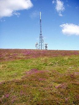 Mynydd Machen transmitter station - geograph.org.uk - 221811
