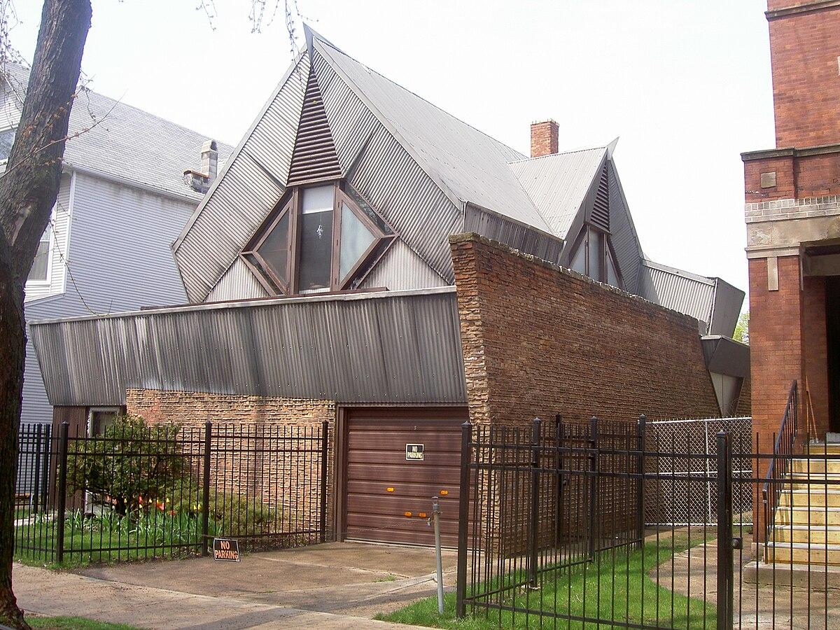 bachman house