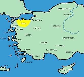 Cyzicus - Cyzicus was a town of Mysia.