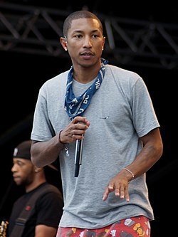 N.E.R.D @ Pori Jazz 2010 - Pharrell Williams 1.jpg
