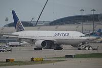 N798UA - B772 - United Airlines