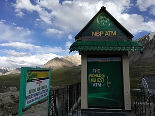National Bank of Pakistan Government-owned commercial bank in Pakistan