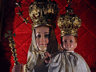 Our Lady of Good Health - Image: ND de Fourvière ND de Vailankanni