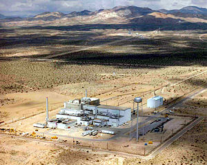 Area 25 (Nevada National Security Site) - Engine Maintenance Assembly and Disassembly Facility