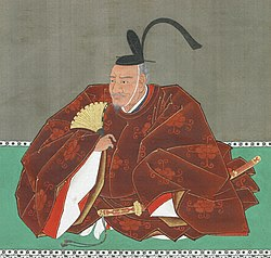 Nabeshima Naoshige by Miura Shisan (Chokokan) (detail).jpg