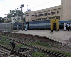 Nagpur district - Nagpur Junction